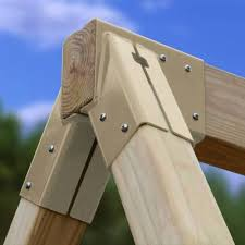 Small Picture Settler Swing Beam Kit EASY to build 3D Plans Hardware