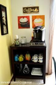 Kitchen Coffee Bar Baby Nursery Charming Coffee Bar Kitchen Ideas About Bars