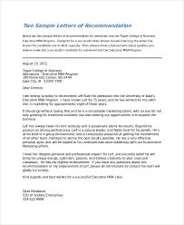 Letter Of Recommendation Samples For Students Recommendation Letters For College Application Academic