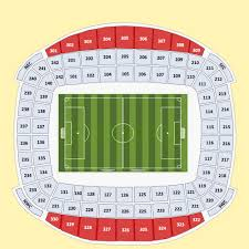 Etihad Stadium Manchester Seating Chart Buy Manchester City Vs Manchester United Tickets At Etihad