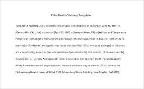 announcement format death announcement template employee death notice format death