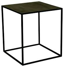 small metal patio side table attractive black metal outdoor side table impeccable black metal outdoor side