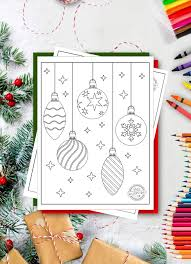 Take a look at our enormous collection of festive you'll also find ornament templates and snowflake pictures to color in too! Free Christmas Printables Christmas Ornaments Coloring Pages