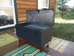 picture of diy portable toolbox grill improved