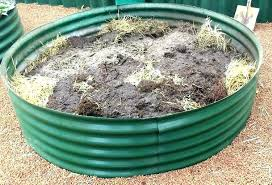 corrugated raised garden bed s ing metal beds perth