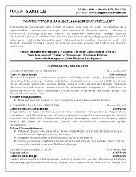 Supply Chain Project Manager Cover Letter Job And Resume Template