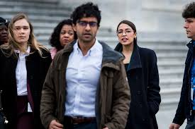 This time the freshman congresswoman is being accused of arrogance for her dismissal of critics of the green new deal climate initiative she is spearheading. Embattled Ocasio Cortez Aides Are Leaving Capitol Hill The New York Times