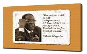 MUGABE Quotes Like Success via Relatably.com