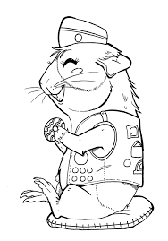 Girl Scout Coloring Pages Free To Print Coloringstar