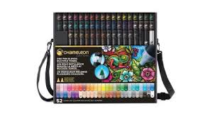 Colourtone Colour Chart Chameleon Colour Tone Pens Creative Bloq