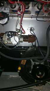 goodman flame sensor. glendale, wi - inconsistent heat service call. goodman gms9090 using indoor combustion air. flame sensor