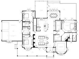 modern luxury home floor plans cape cottage model bowman house