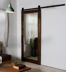 sliding diy mirrored closet doors