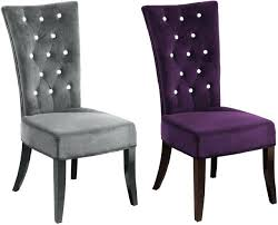 purple velvet dining chairs small images of target purple dining chairs purple high back dining chairs