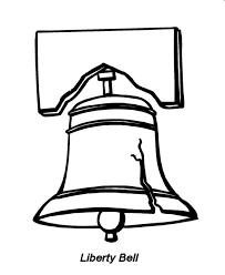 Small Picture the liberty bell coloring page first grade social studies