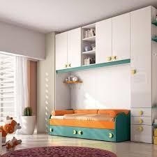 overhead bedroom furniture. Baby And Kids Furniture Eresem Overhead Wardrobes Orange Lineare2 Bedroom