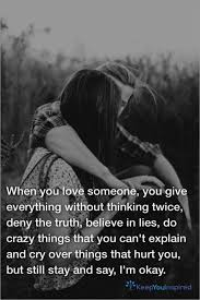 If You Love Someone Quotes Stunning 48 Famous True Love Quotes With Pictures