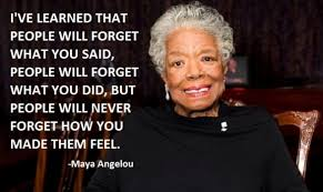Maya Angelou Famous Quotes Classy 48 Maya Angelou Quotes The Hollywood Gossip