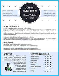 Template Custom And Unique Artistic Resume Templates For Creative