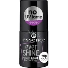 <b>Essence Evershine Top</b> Coat top coat for nails 8 ml - VMD ...