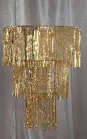 stunning party chandelier decoration best ideas about gold party decorations on gold