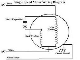 electric motor wiring diagram capacitor electric dayton capacitor start motor wiring diagram images on electric motor wiring diagram capacitor