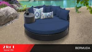 bermuda circular sun bed outdoor