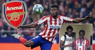 The latest liverpool fc news, transfers, match previews and reviews from around the globe, updated every minute of every day. Thomas Partey S Father Confirms Arsenal Transfer Interest
