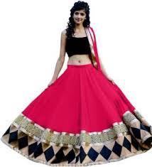 lehenga cholis buy designer wedding lehenga cholis online for Wedding Lehenga Price crezz n world embroidered lehenga wedding lehenga price in india