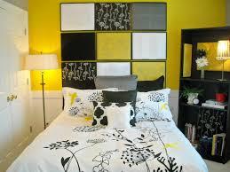 Bedroom : Yellow Bedroom Ideas 117 Black White And Yellow Bedroom ...