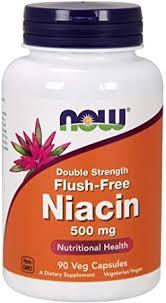 NOW Supplements, Niacin (Vitamin B-3) 500 mg ... - Amazon.com