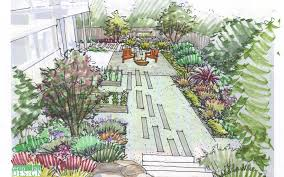 Gravel Garden Design Pict Interesting Inspiration Ideas