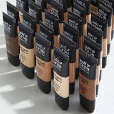 Makeup Forever Colour Chart Matte Velvet Skin Liquid Full Coverage Foundation 24h Like Like