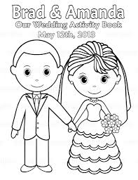 Printable Wedding Coloring Pages Free Designs 36242 Best Of ...