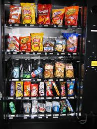 Vending Machine Snack Impressive Smart Snacks Vending Machine with Credit Debit card at Rs 48