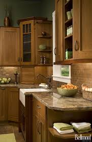 Bellmont 1900 Cabinets 17 Best Images About Traditional Kitchens On Pinterest Cherries