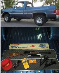 Blast from the Past: The Chevy Outdoorsman's Package | Range365
