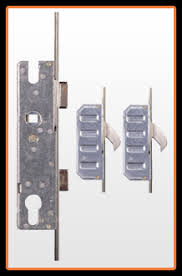 door locks. Multipoint Mechanisms Door Locks