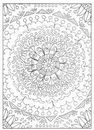 Free Printable Mandala Coloring Pages Free Printable Mandala