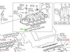 intake gaskets for toyota toyota oem engine intake manifold gasket 171710s030 sequoia tundra land cruiser fits toyota