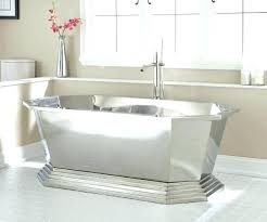 4 foot long bathtub 6 ft soaking tub medium size of radiant bathtubs stainless steel bathtub 4 5 foot
