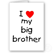 to my brother and my role model the rambler