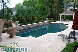 Geometric Swimming Pool Designs Geometric Pool Designs Swim Mor Pools And Spas