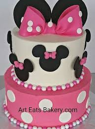 Minnie Mouse First Birthday Cake Ideas Birthdaycakefordaddyga