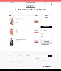 Create Size Chart Shopify Fashionable Responsive Fashion Shopify Template Sections