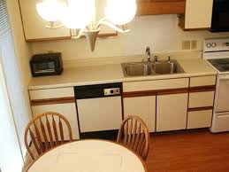how to paint laminate cabinets paint laminate kitchen cabinets gorgeous refacing as well can you paint