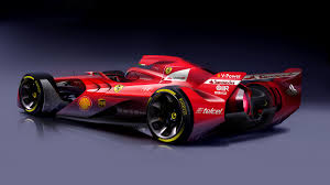 The best independent formula 1 community anywhere. Ferrari S New Concept Is A Political Statement About The Problems With F1 Wired