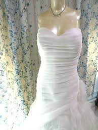 Casablanca Bridal Wedding Dress Size 18 Style 2105 Ivory