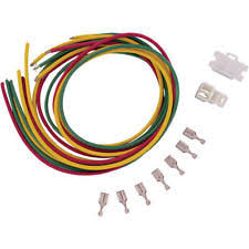 honda transalp 600 wires electrical cabling rick s wiring harness connector kit for honda cbr600 hurricane 1987 1990