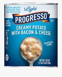 Progresso Light Chicken Noodle Soup Calories Progresso Light Creamy Potato With Bacon And Cheese